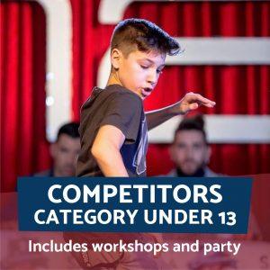 Category Under 13