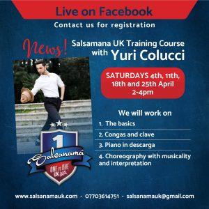Salsanamá UK Training Course I