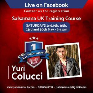 Salsanamá UK Training Course II