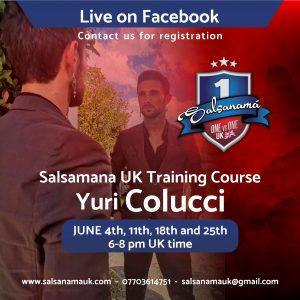 Salsanamá UK Training Course III
